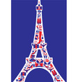 french fashion vector image vector image
