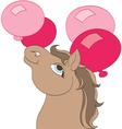 Birthday Baloons vector image
