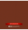 chocolate waffles background vector image