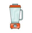 electric blender kitchen vector image