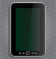 vector tablet vector image