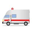 Ambulance vector image