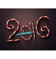 2016 Year vector image vector image