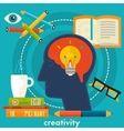 Creativity Concept vector image