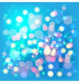 background bokeh vector image