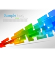 colorful background abstract vector illustration vector image