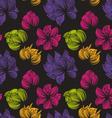 Herbarium seamless texture vector image vector image