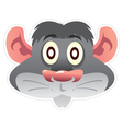 Mask Mouse vector image