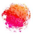 Color Blob vector image vector image
