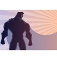 Superhero Background 2 vector image