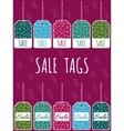 Super Sale special offer banner Market vector image