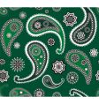 islamic paisley pattern vector image vector image