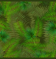 colorful naturalistic background from the leaf of vector image