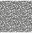 seamless abstract background with lines vector image