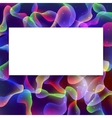 Abstract background pattern vector image vector image