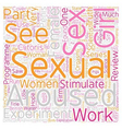 Did You See Truth About Female Desire Part 1 text vector image