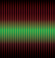 green techno background vector image