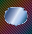 blue-label vector image