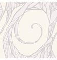 Hand drawn abstract doodle ornamental seamless vector image