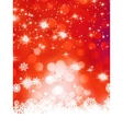 Multicolor abstract christmas background EPS 8 vector image