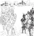 ProtestVS vector image