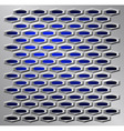 steel grating vector image vector image
