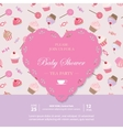 Elegant template with lacy cutout heart vector image
