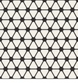 Black and White Tracery texture vector image vector image