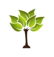 plant growing ecology icon graphic vector image