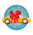 car gift vector image