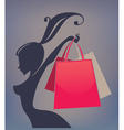 best sale and shopping vector image
