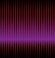 purple techno color vector image