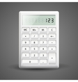 calculator vector image