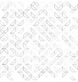 Geometric seamless geometric pattern vector image