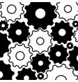 gear background-mechanical vector image