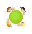 Babies-380x400 vector image