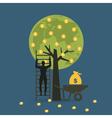 money tree 2 vector image vector image