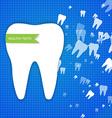 Healthy teeth design vector image vector image