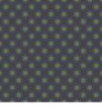 Dark Blue Green Seamless Pattern Oriental Style vector image