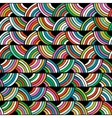 Bright colorful seamless pattern Hand drawn vector image vector image
