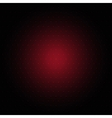 Red dots background vector image