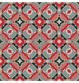 seamless decorative ornate pattern vector image