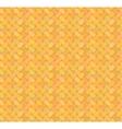 Straw mat seamless pattern vector image