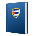 constitution of Cuba vector image