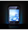 Smartphone editable file vector image