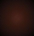 Technology geometric background vector image