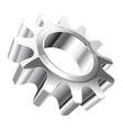 Cogwheel vector image