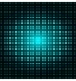 Shiny particle background vector image