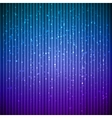Abstract blue background with lines vector image