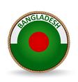 Bangladesh Seal vector image